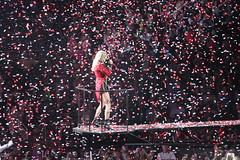 Taylor Swift | Ed Sheeran | Louisville, KY | May 7th 2013 (gwnglz) Tags: cats hoodie acoustic shows concerts ateam louisvilleky redtour leathershorts looppedal taylorswift yumcenter edsheeran gwengaleza iloveedsheeran may72013