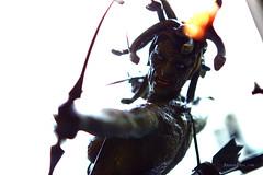 "Monsterpalooza 2013 (Erik ""The Animal"" Deutscher) Tags: sculpture london art film animal monster statue angel movie studio dead death la saw starwars los scary model opera artist puppet angeles head vampire zombie avatar fear ripped makeup evil clash godzilla galaxy hollywood midnight gore horror demon torn erik mummy terminator phantom bleed marvel medusa engineer titans curse prosthetic maquette prometheus instinct deutscher sculpt veags thanos monsterpalooza"