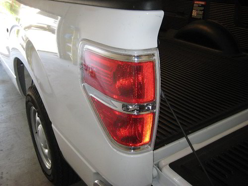 2013 Ford F 150 Tail Lights