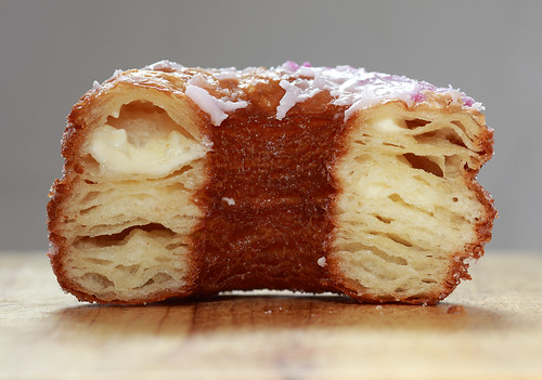 Cronut (cross-section) by ccho, on Flickr