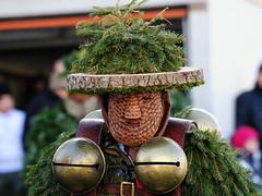 A forest Silvesterklaus (Markus CH64) Tags: st schweiz nikon sylvester kultur klaus mummers markus appenzell brauchtum waldstatt 2013 ch64 ausserrhoden d3s silvesterkluse silvesterklaus silvesterchlaus