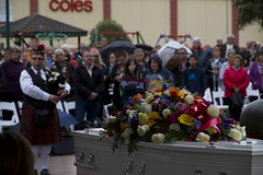Joy Baluch Funeral & Public Service72 (ABC Open Outback SA) Tags: port square mayor south joy australia funeral service augusta gladstone baluch