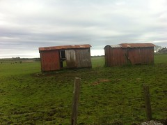 (mr_stru) Tags: landscape cycling fife sheds uploaded:by=flickrmobile flickriosapp:filter=nofilter