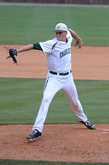 Baseball vs Richmond (A10 Tournament), 5/22/2013, Chris Crews, DSC_2610 (NinerOnline) Tags: university baseball spiders 49ers richmond tournament unc a10 uncc charlote ninermedia