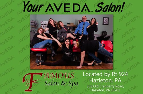 AVEDA Salon: Famous Salon & Spa in Hazleton, PA