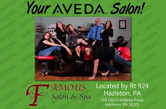 AVEDA Salon: Famous Salon & Spa in Hazleton, PA (Chris Adval) Tags: lighting chris light portrait 20d photoshop portraits canon photography corporate shoot pennsylvania famous indoors adobe hazleton salon inside mm dslr spa mayhem productions strobe lightroom strobes cs5 adval lightroom4