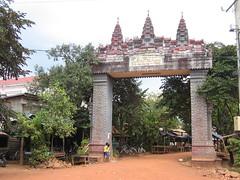 Village near Kampot (mbphillips) Tags: cambodia mbphillips canonixus400