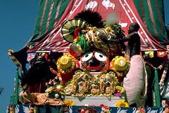Krishna's Chariot Festival