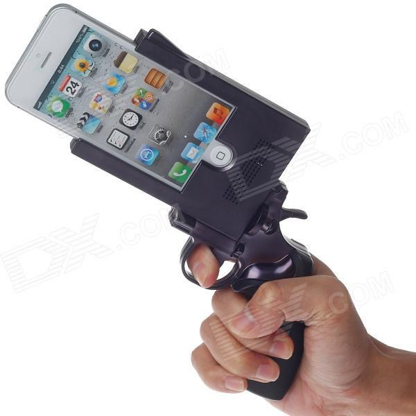殺氣十足的金鎗客iPhone 5 保護殼讓你霸氣側漏~