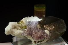 Tourmaline (giuseppe77) Tags: quartz multicolor tourmaline quarzo tormalina cleavelandite paprok