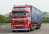 Volvo FH FH06 RAB - Ian Roberts (gylesnikki) Tags: red truck scotland scottish artic ianroberts carnoustie tennesseegal