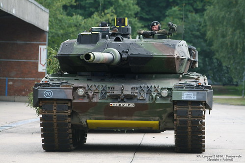 Leopard 2 A6M / Bundeswehr ( German Armed Forces )