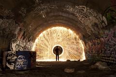Abri de dfense passive (flallier) Tags: paris underground bunker catacombs feu souterrain ptt catacombes abri puits pailledefer dfensepassive