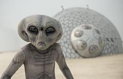The Alien Crashsite (Cliff_Baise) Tags: man art alien ufo burningman burning et extraterrestrial 2013 cliffbaise thecreativegap sethbaise