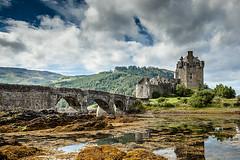 Eilean Donan Castle (tribalandre) Tags: skye castle scotland isle eilean donan dornie of