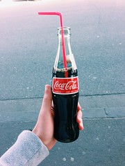 Mexican coke (christopherous) Tags: cola melbourne coke mexican cocacola mexicancoke vscocam uploaded:by=flickrmobile flickriosapp:filter=nofilter