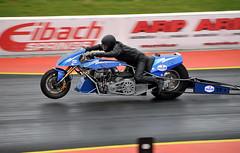 077 (Fast an' Bulbous) Tags: santa england car bike race speed drag pod nikon power gimp fast september motorsport santapod qualifying nationalfinals d300s