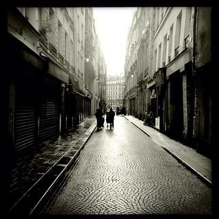 2e Arrondissement Street Scene