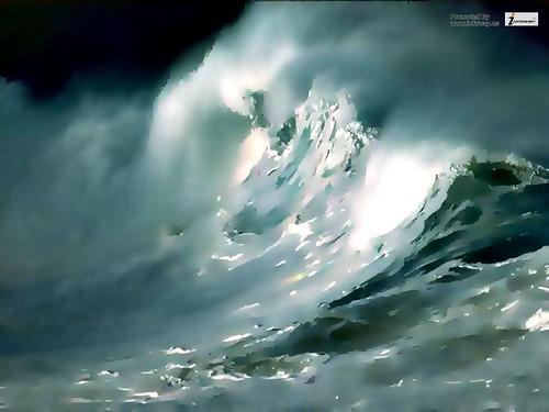 Ocean Storm Wallpaper A Photo On Flickriver