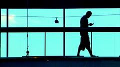 AGGANCIATO ALLA LINEA - BEST PHOTO 2013 (Skiappa.....v.i.p. (Volentieri In Pensione)) Tags: lumix austria ombra panasonic linea parcheggio filo gancio celeste vetrata centrocommerciale shiluette skiappa bestphoto2013 topsixof2013
