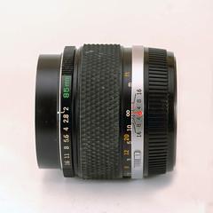 F.Zuiko Auto-T f2 85mm (kuuan) Tags: 85mm olympus mf f2 zuiko manualfocus fzuiko f285mm olympusfzuikoautotf285mm