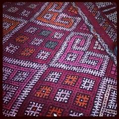 berber patterns (helga tawil souri) Tags: carpet morocco berber rug amazigh