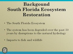 Slide 3 Everglades (MyFWCmedia) Tags: florida wildlife conservation everglades commission weston fwc westonflorida commissionmeeting floridafishandwildlife myfwc myfwccom myfwcmedia
