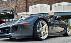 Ferrari 599 (Chad Horwedel) Tags: illinois gray ferrari import sportscar bolingbrook 599 supercarsaturday ferrari599 promenademall