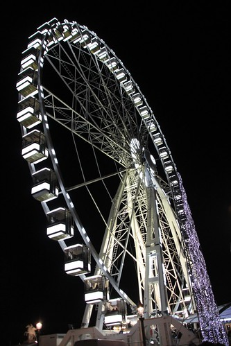 Wheel on Place de la Concorde