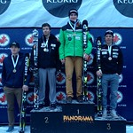 Panorama Keurig Cup Slalom, Men's Overall Podium, 1. Blake Ramsden (WMSC/BCST); 2. Huston Philp (BAR); 3. Patrick Carry (FAST/BCST)