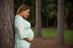 Stephanie 00080 (Juan Jose Napolitano) Tags: park baby girl orlando nikon unitedstates florida wizard pregnant newborn zulia stephanie prego 24 tamron 70 pitusa speedlight bump cls