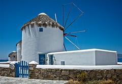 Mykonos Windmill (JimBoots) Tags: