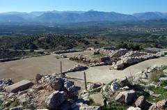 """""""Palace"""" entry, Mycenae"""