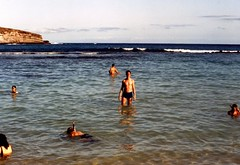 #Stavros 1992 #HanaumaBay #NaturePreserve () Tags: city vacation holiday man film me swimming island greek hawaii bay paradise waikiki oahu yo moi lei insel  oahu  hawaiian oldphoto 1992 honolulu hanaumabay stavros ich isle rtw isla aloha youngman naturepreserve vacanze niu mahalo roundtheworld  fortunate globetrotter le volcaniccrater prosperous  10days gatheringplace worldtraveler southoahu crescentshaped  thegatheringplace  hanaumabaynaturepreserve      curvedbay hawaii2011   o