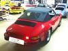 Porsche 911 SC (83-85) mit adaptiertem Verdeckbezug vom 911-993 von CK-Cabrio Werkstattbild