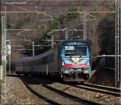 EC 85 München Hbf.  - Bologna Centrale (Roberto Drigo) Tags: italy siemens wagner 2014 treni ferrovie obb trentinoaltoadige ferroviadelbrennero canoneos7d ec85 e190019 robertodrigo ddphotogallery