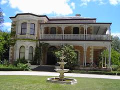 Yallum Park near Penola. Original house 1840. This Italianate mansion 1880 built for John Riddoch. (denisbin) Tags: penola yallumpark mansion riddoch austin southeast