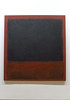 Mark Rothko (1903,Dvinsk - 1970,New York), Untitled [Black, Red over Black on Red], det-1964 (michelle@c) Tags: red black painting rouge noir centre arts musée moderne peinture national abstraction pompidou dart 1964 colorfield markrothko vibration abstrait plastiques expressionnisme chromatique blackredoverblackonred michellecourteau