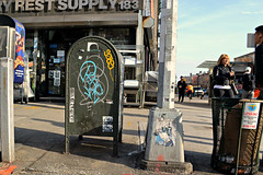 Pear vs. EarSnot (Now It's Real!) Tags: nyc newyorkcity ny newyork graffiti nikon manhattan beef graf tags ear pear graff snot irak nsf earsnot snoty newyorkcitygraffiti earsnotirak pearnsf d3100 nikond3100