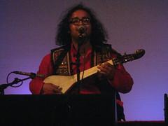 Ruhaniyat (2014) 03 (KM's Live Music shots) Tags: india worldmusic celticconnections dotara sufimusic ruhaniyat standrew'sinthesquare