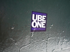 3 (1 of 1) (ube1kenobi) Tags: streetart art graffiti stickers urbanart stickertag ube sanfranciscograffiti slaptag newyorkgraffiti losangelesgraffiti sandiegograffiti customsticker ubeone ubewan ubewankenobi ubesticker ubeclothing