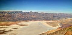 Death Valley (nebulous 1) Tags: hot nationalpark nikon dry explore deathvalley badwater telescopepeak belowsealevel d7000 nebulous1 lowestpointintheusa