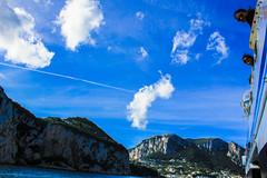 Capri - 02 (pildevet) Tags: light sea nature sunshine canon boats capri d 550