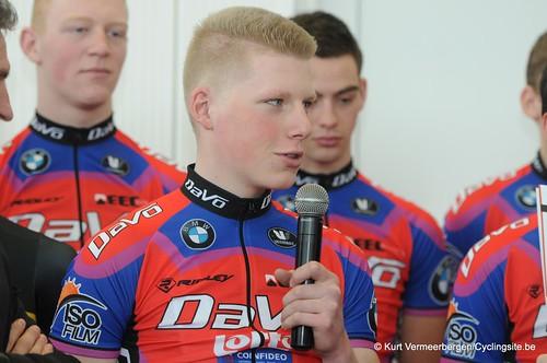 Ploegvoorstelling Davo Cycling Team (99)