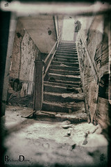 Abandoned stairs - somewhere in Gary, IN (RickDrew) Tags: old winter urban snow cold building rot abandoned industry ice rock stone rust iron decay steel failure ruin freezing oxidation bloom rusting icy exploration economy slippery oxydation fallingapart urbex bankrupt wintery failing ruination