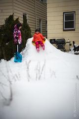 A03_2546.jpg (Nao Okawa) Tags: winter snow cold kids fun newjersey backyard play hill slide sledding pax snowing shovel sled edgewater