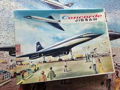 concorde jigsaw 3 (smallritual) Tags: concorde jigsaw 1960s boac