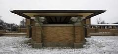 Martin House [2/9] (foolishmastermind) Tags: house art architecture frank buffalo martin lloyd wright
