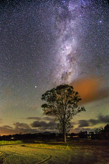 Widgee Skies (Matthew Post) Tags: longexposure nightphotography canon way post matthew australia astrophotography queensland tamron milky milkyway 6d cooloola gympie 2875mm widgee matthewpost