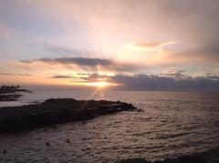 wonderful world (riky.prof) Tags: world sea sky cloud sun sol clouds wonderful dawn see mar meer poetry nuvole mare nuvola alba himmel amanecer cielo poet poesia sole sonne nube madrugada imperia poeta nubi oneglia luciodalla rikyprof robertoroversi